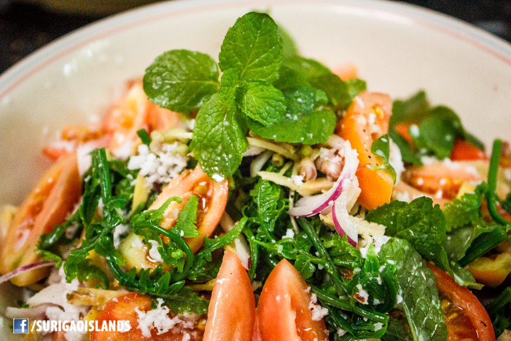 surigao pako salad recipe