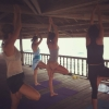 Siargao  YOGA DOJO at the Lotus Shores