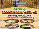 Surigao Boodle Feast