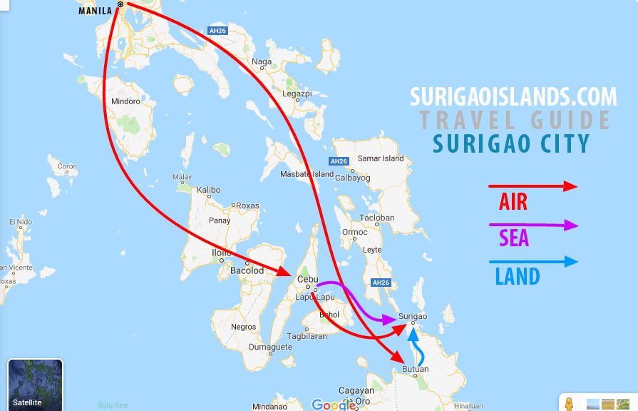 Travel Guide to Surigao City