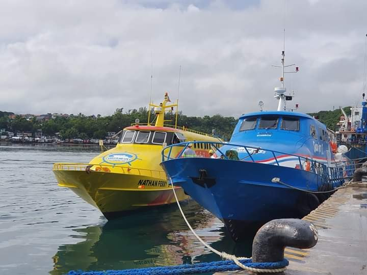 surigao to siargao boat schedule | fast craft ferry
