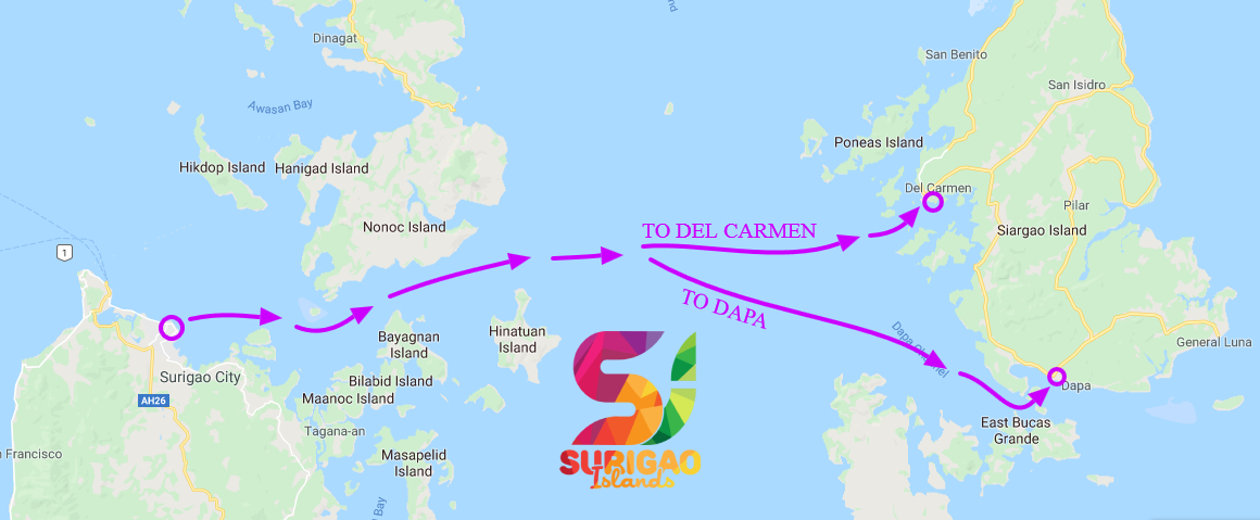 siargao to surigao city current boat schedule
