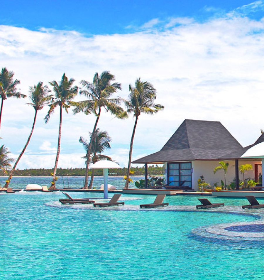 Siargao bleu resort and spa for Best boutique beach resorts